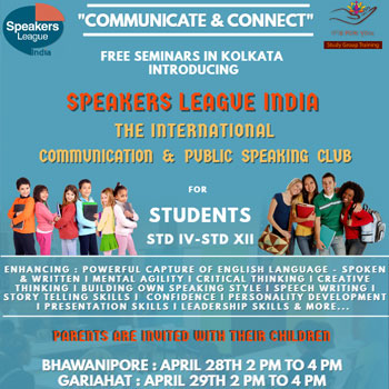 The International Communication & Public Speaking Club